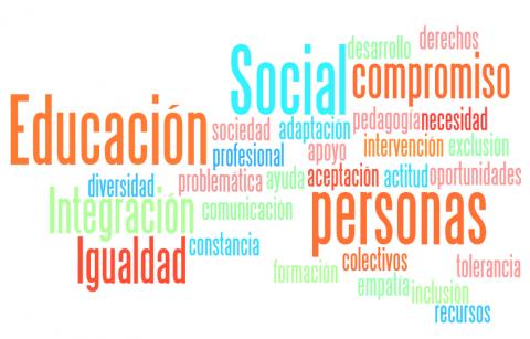 """TESIS DOCTORAL: """"LA ACCIÓN PROFESIONAL DEL EDUCADOR SOCIAL EN EL SISTEMA EDUCATIVO""""."""