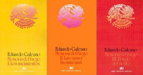 10 LIBROS PARA DESCARGAR DE EDUARDO GALEANO.