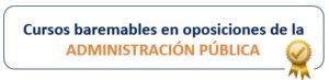 cursos online baremables en la administración pública