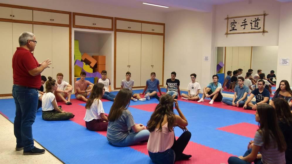 'Mindfulness': así se enseña en España como asignatura obligatoria en Bachillerato