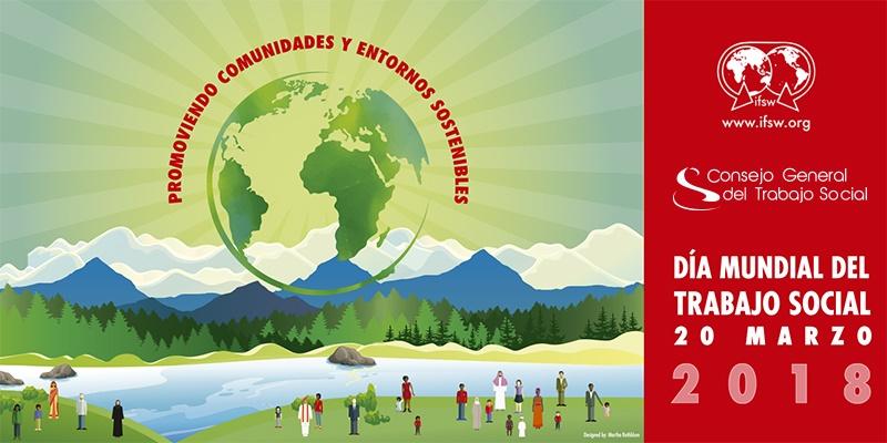 20 de marzo, día mundial del Trabajo Social