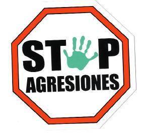 agresión trabajadora social