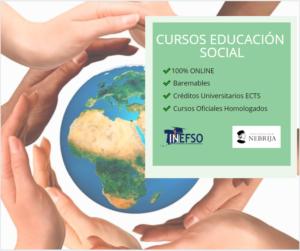 Cursos educación social