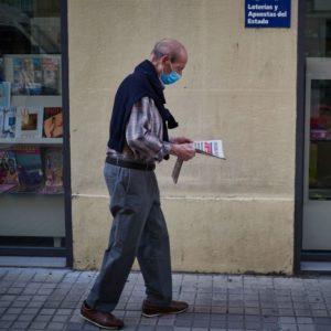 """La imagen de los mayores en los medios es """"peyorativa, paternalista y sensacionalista"""""""